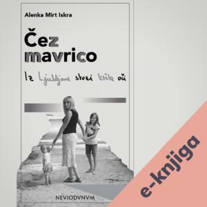 Alenka Kesar - e-knjiga Čez mavrico